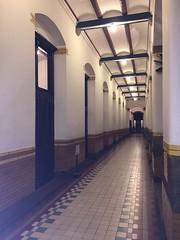 Hallway at Lawang Sewu
