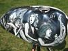"Guitar Hero Tank (""Gutz"") Tags: guitar hero motorcycle tank chopper bike custom paint airbrush airbrushed airbrushing"