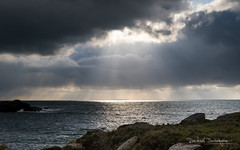 Sun beams on Ouessant (Raph/D) Tags: rouge sun beams rayons soleil ouessant island ile bretagne brittany france breizh bzh canon eos 7d mark ii canoneos7dmarkii pola polarizing filter mer sea water winter ski clouds cloudy atmosphere ambiance dark weather shore waves vagues paysage landscape place beautiful lightroom europe finistere coast cote ciel littoral grass seascape