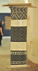 Backstrap Loom Oaxaca Mexico Huave (Teyacapan) Tags: telar looms backstraploom huave ikoots mexican oaxacan istmo textiles tejidos museo