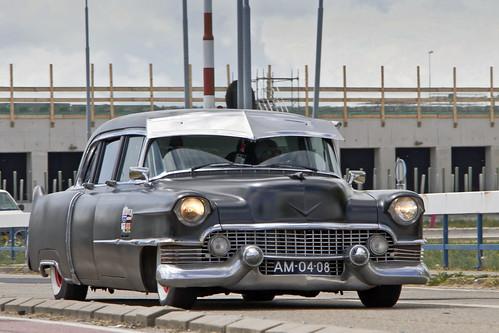 Cadillac Series 75 Fleetwood Sedan 1954 (1073)