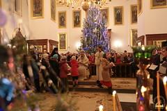 103. Nativity of the Lord at Lavra / Рождество Христово в Лавре 07.01.2017