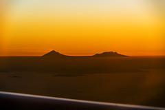 Sunset  Popocatepetl e Iztaccihuatl (DROSAN DEM) Tags: sunset popocatepetl e iztaccihuatl golden hour hora dorada sky atardecer mexico volcanes vulcano don goyo
