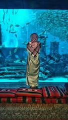 #Acquario #blu #pesci #dubai #relax #emirati #hdr (Claudia Bronzi) Tags: blu emirati pesci relax hdr dubai acquario