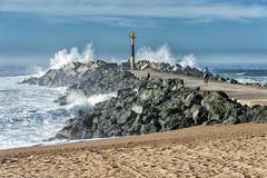 Sortie à la Barre d'Anglet le 10-12-2016 (Filigrane)-15 (yoyolg33) Tags: vert paysbasque côtebasque merocéanplageangletplagedelebarre
