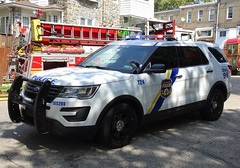 PPD T24 (Aaron Mott) Tags: ppd ppdpolicecar police policecar policeinterceptor phillypolice philadelphiapolice philadelphiapolicedepartment ford fordexplorer fordinterceptor interceptorutility piu