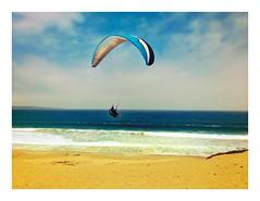 Paragliding, Sand City, CA