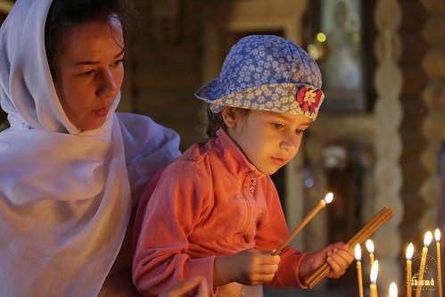 59. Patron Saint's day at All Saints Skete / Престольный праздник во Всехсвятском скиту