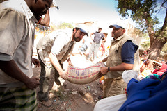 Food Distribution in Somalia