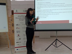 """Workshop with Bulgarian museum experts Gabrovo March 2015 • <a style=""""font-size:0.8em;"""" href=""""http://www.flickr.com/photos/109442170@N03/18702556525/"""" target=""""_blank"""">View on Flickr</a>"""