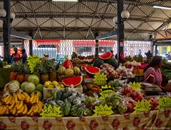 Fruits à Fort de France (PaaulDvD) Tags: voyage colors fruit yummy martinique marché antilles caraibes fortdefrance pacifique