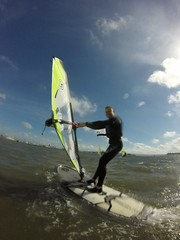 Improver Windsurfing Lessons - July 2016