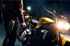 triumph speedtriple (barksi1photo) Tags: bike night naked nikon helmet tunnel triumph motorcycle s3 rider streetfighter 1050 speedtriple profoto bikerboy strobist nakedbike bellhelmet icon1000 triumphnation