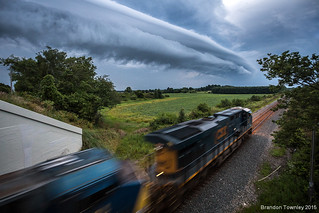 CSX into the Storm