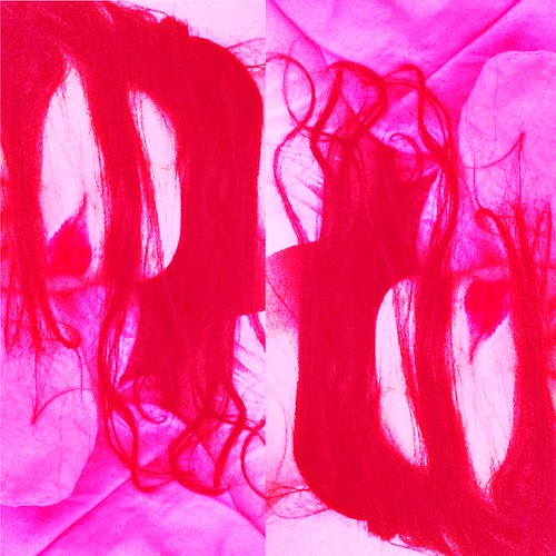 Art Visualart Artsy Red Dream Surreal Creative Creativity Lips Night Girl Dreaming Pink Abstract Hair Painting Visionary Vision Colours Colors Colorful A Photo On Flickriver