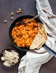Chana Masala (Shanyara Leonie) Tags: vegan healthy indian indianfood comfortfood foodphotography gesund chanamasala foodstyling oilfree traditionalindian veganindian healthycomfortfood