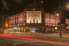 Adelaide Railway Station (stuntguy3000) Tags: longexposure night canon adelaide lighttrail adelaidecity adelaiderailwaystation adelaidemetro adelaidecasino