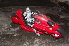 Join the Empire (katsuboy) Tags: anime starwars stormtroopers stormtrooper motorcycle akira kaneda projectbm variantplayartskai