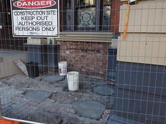 P1120110 (Nathan Murray) Tags: grandcentralhotel renovations centralstation brisbanecentralstation centralrailwaystation annstreet brisbane