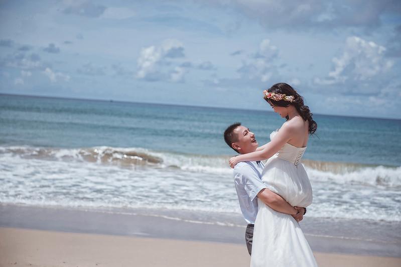 [自助婚紗] 夏宇 & 倪琳 / 墾丁婚紗