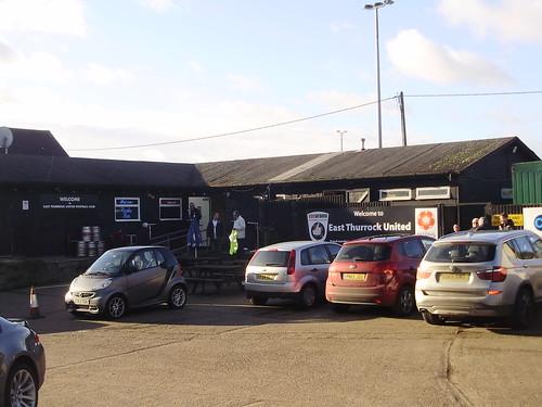 East Thurrock United Football Club