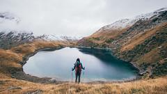 Borroz, Lago Lavodilec