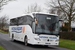 NH15FDH  National Holidays (highlandreiver) Tags: nh15fdh nh15 fdh national holidays mercedes benz tourismo bus coach coaches gretna green scotland scottish