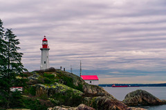 - Lighthouse Park 3 (sophiephan) Tags: lighthouse adventure nature landscape ocean park canada vancouver forest