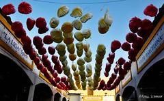 Spanish Lanterns (@mons.always) Tags: spanishlanterns lanterns colourful dubai nikon d90 18105mm 2014 globalvillage