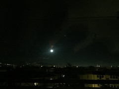 Moon (trovado73) Tags: firenze cityscape city moonsky moon nocturne noctis hdr