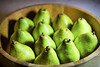 Keeping Up Appearances (WilliamND4) Tags: hss sliderssunday pears photoshop bowl texture green nikon
