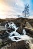 Mountain Stream (Matt Parry Photo) Tags: mountainstream llynidwal ogwen northwales snowdonia longexposure sunset landscape wales britain hiking trekking lonetree canon5dmk3 mefotoroadtrip mindshiftgear mattparry winter