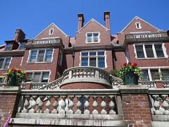 Glensheen from the Backyard (pirate johnny) Tags: glensheen duluth mansion minnesota