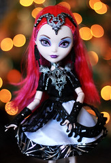 Evil Queen (Bianca Hopkins) Tags: ever after high eah doll mattel fashion canon eos rebel t3