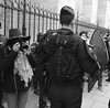 _DSF4217 (sergedignazio) Tags: france paris street photography photographie rue fuji xpro2 manifestation sanslogis dal notredame gendarmerie crs
