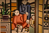 Fernand Leger - Three Woman by a Garden, 1922 at Metropolitan Museum of Art New York City NY (mbell1975) Tags: newyork unitedstates us fernand leger three woman by garden 1922 metropolitan museum art new york city ny nyc manhattan museo musée musee muzeum museu musum müze finearts fine arts gallery gallerie beauxarts beaux galleria painting met expression expressionism expressionist