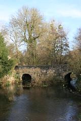 Pont à proximité du canyon et des grottes de Saulges (Région Pays de Loire, Mayenne, France) (bobroy20) Tags: mayenne saulges grotte rivière pont paysage campagne canyon grottesdesaulges