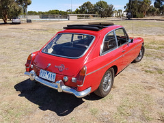 1969 MGB GT (Five Starr Photos ( Aussiefordadverts)) Tags: 1969mgbgt mgbgt