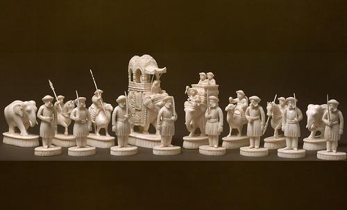 """Chaturanga-makruk / Escenarios y artefactos de recreación meditativa en lndia y el sudeste asiático • <a style=""""font-size:0.8em;"""" href=""""http://www.flickr.com/photos/30735181@N00/32481352736/"""" target=""""_blank"""">View on Flickr</a>"""