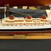 """Modellschiff """"Normandie 1932"""""""