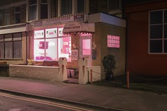 Blackpool 6 (Andy Feltham...) Tags: pentax k1 smcpentaxfa43mmf19limited pixelshift blackpool hotel offseason neon pink morayhouse