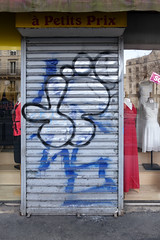 10Foot (Ruepestre) Tags: 10foot art graffiti graffitis france paris urbain urbanexploration urban streetart street