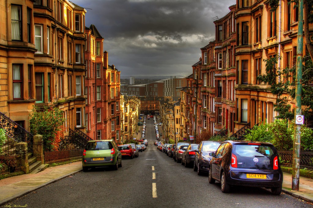 The world 39 s best photos of glasgow and tenements flickr for 1332 park terrace