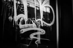 WordOfMouth (Street Witness) Tags: graffiti scrawl soho nyc thompson street