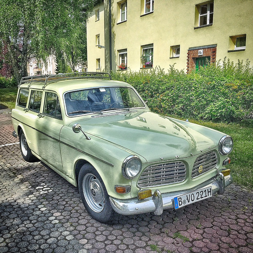 Sixties Berlin Mariendorf the 39 s best photos of kombi and p221 flickr hive mind