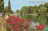 St. James's Park (Leonard Bentley) Tags: summer lake tourists stjamesspark 1964 foreignoffice duckbridge ministryofdefence