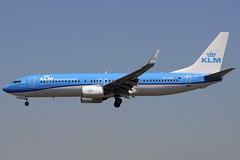 KLM B737-8K2 PH-BXW BCN 06/06/2015 (jordi757) Tags: barcelona nikon airplanes bcn boeing klm 737 avions b737 d300 elprat boeing737 b737800 lebl phbxw