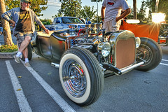 Classic Car Night - Pasadena (dmentd) Tags: hotrod custom streetrod