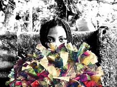 Mundo de color, vida a blanco y negro. (Naret Coco Ziur) Tags: colombia afro cartagena fro afrocolombiano naret afrocolombia afropower afrocolombiana naretcocoziur