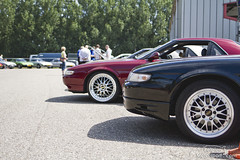 Mazda Eunos Cosmo 20B (belgian.motorsport) Tags: cosmo mazda lelystad rotor wankel eunos 20b rotarystock